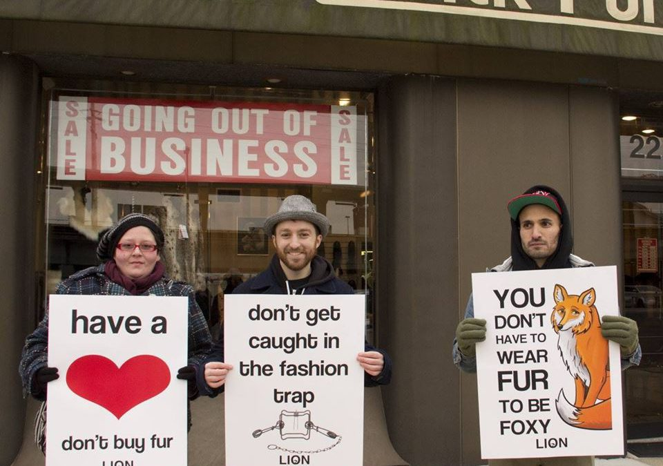 Merrick Furs Goes Out of Business
